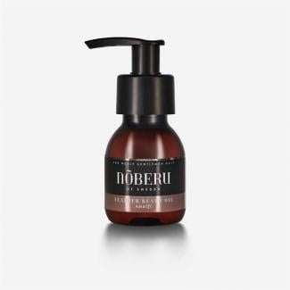 Noberu feather beard oil