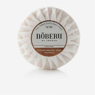 noberu shaving soap Sandelwood