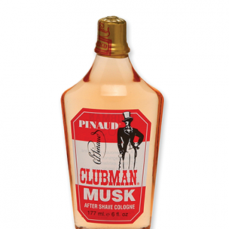 clubman aftershave musk