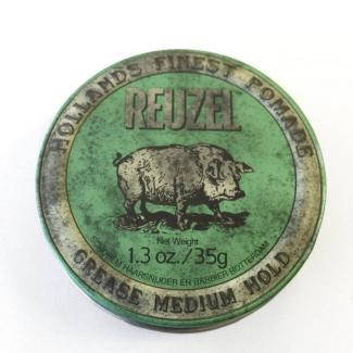 Reuzel Green Piglet Medium Hold