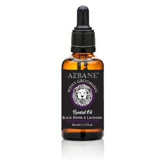 Azbane Black Pepper & Lavender Beard Oil (50 ml)