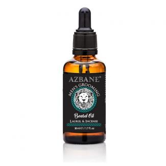 Azbane Laurel & Incense Beard Oil (30 ml)
