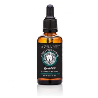 Azbane Laurel & Incense Beard Oil (50 ml)