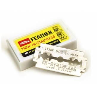 Feather Double Edge Blades 81-s