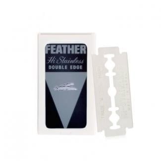 Feather 71-S Double Edge Blades