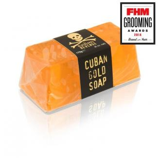 Bluebeards Revenge Cuban Gold Soap