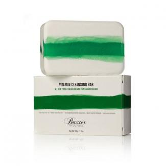 Baxter of California Vitamin Cleansing Bar Lime & Pomegranate