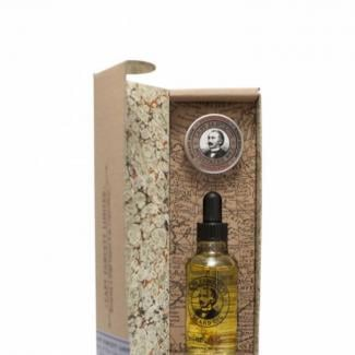 Captain Fawcett Private Stock Gift Set