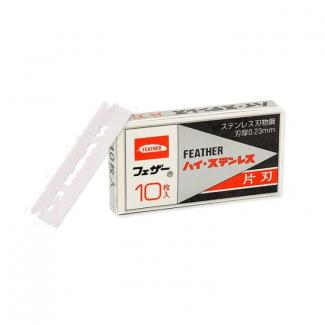 Razor Blades Single Edge (10 pcs.)