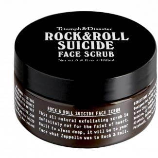 Rock & Roll Suicide Face Scrub