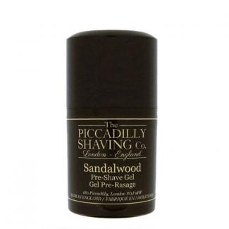 Sandalwood Pre Shave Gel 50ml
