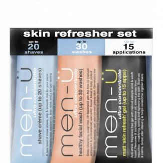 skin refresher set - 3 x 15ml