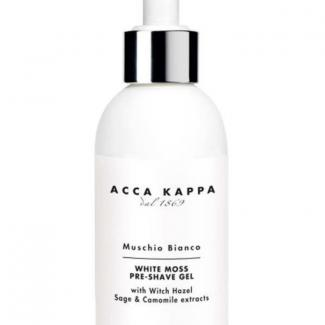 Acca Kappa White Moss Pre-Shave gel